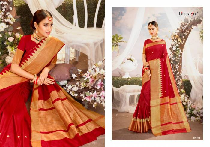 Lifestyle Saree Banjara 65501