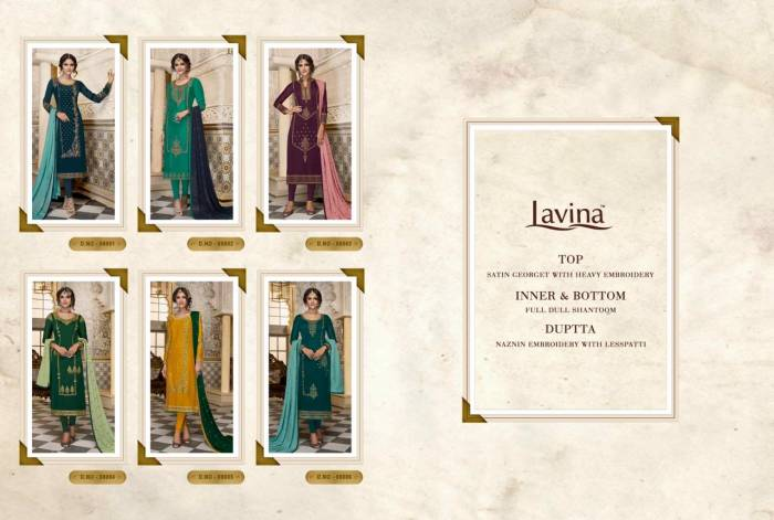 Lavina Fashion 88001-88006