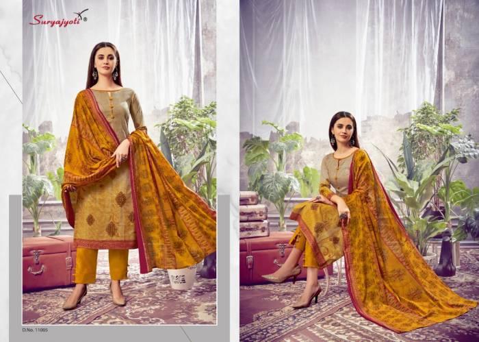 Surya Jyoti Nargis Cotton 11005