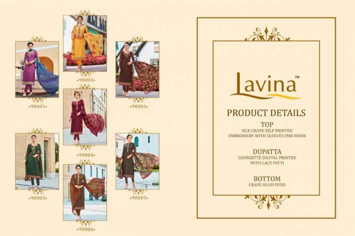 Lavina Fashion 90001-90007