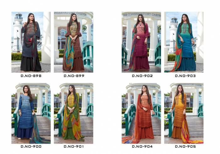 Bipson Prints Simran 898-905