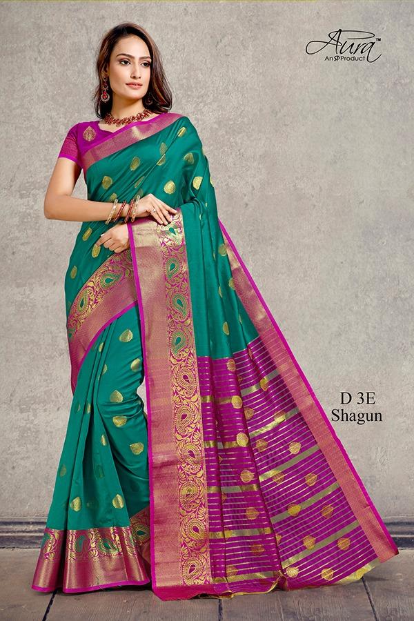 Aura Saree Shagun 3E