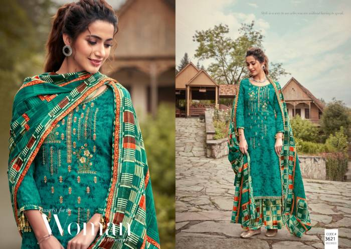 Kalyan Prints Arshiya Patiyala Bottom Collection 3621