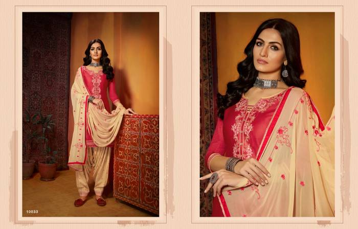 Kajree Fashion Of Patiyala 10033