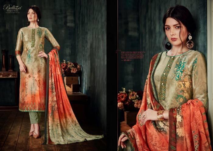 Belliza Silk Couture 305-006