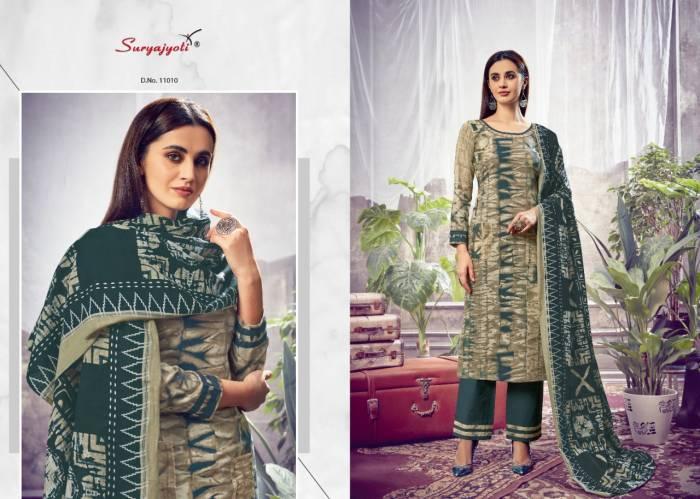 Surya Jyoti Nargis Cotton 11010