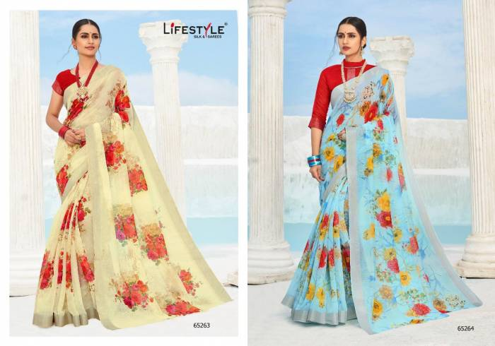 Lifestyle Sambhavi Cotton 65263-65264