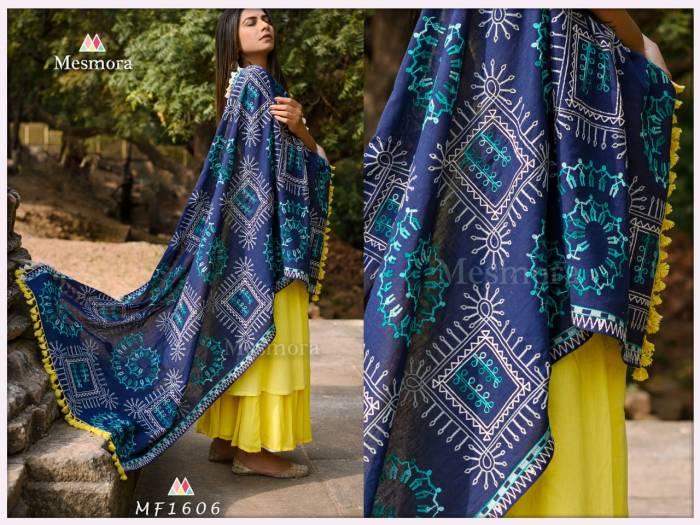 Mesmora Fashion Jassi Khadi MF-1606