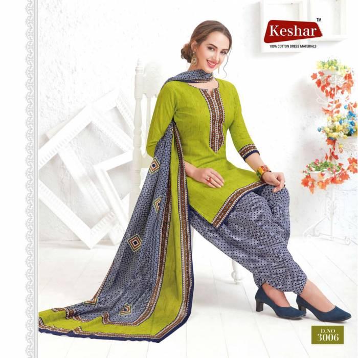 Keshar Anushka Patiyala 3006