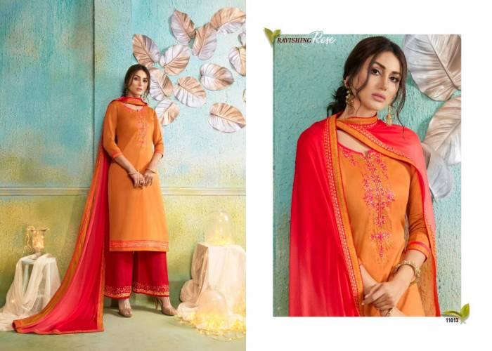 Kessi Fabrics Poshak 11013