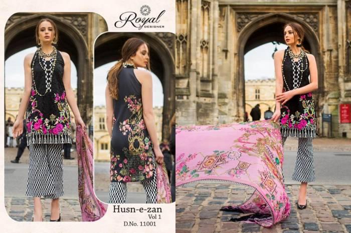 Royal Designer Huzn-E-Zan 11001