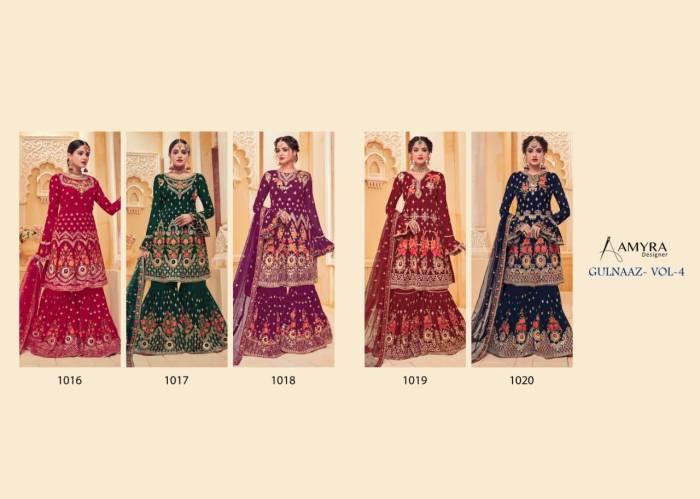 Amyra Designer Gulnaaz 1016-1020