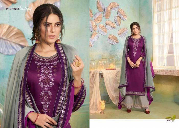 Kessi Fabrics Poshak 11017
