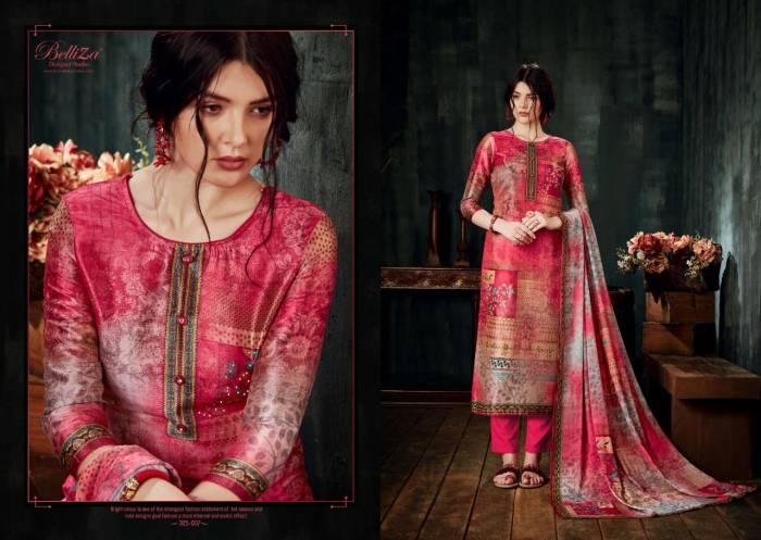 Belliza Silk Couture 305-007