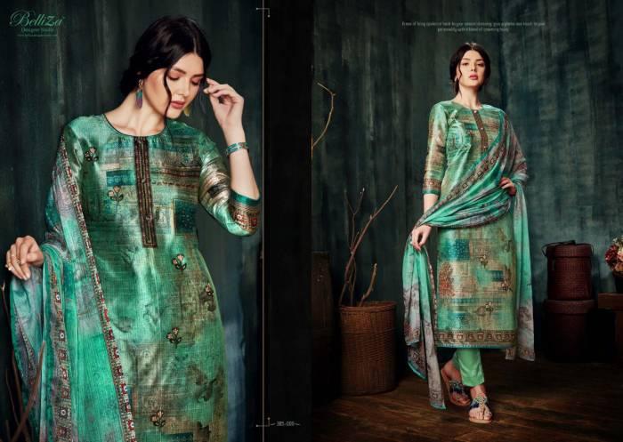 Belliza Silk Couture 305-009
