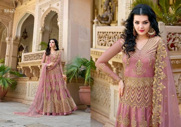 Rama Fashions Raazi Aroos The Bride 10031