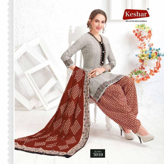 Keshar Anushka Patiyala 3010