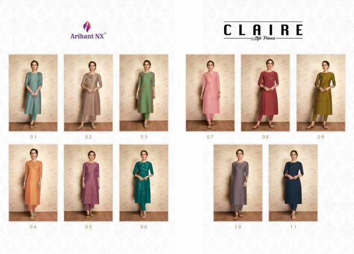 Arihant NX Claire 01-11