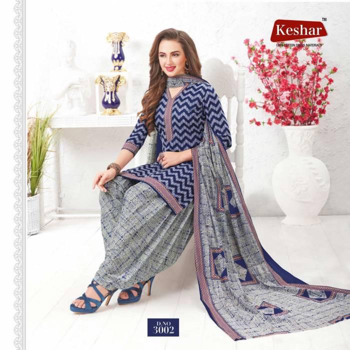 Keshar Anushka Patiyala 3002