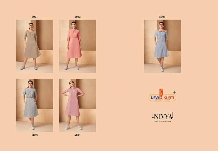Neha Fashion Nivya 5001