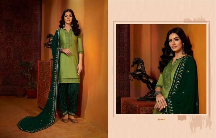 Kajree Fashion Of Patiyala 10040