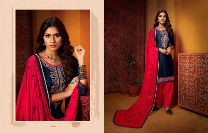 Kajree Fashion Of Patiyala 10032