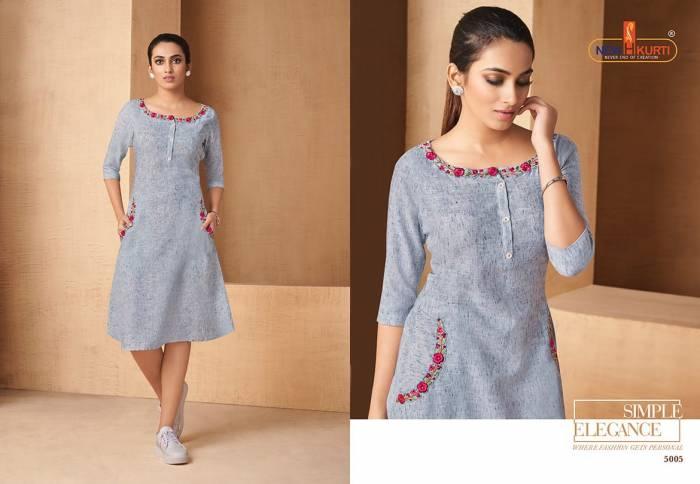 Neha Fashion Nivya 5005