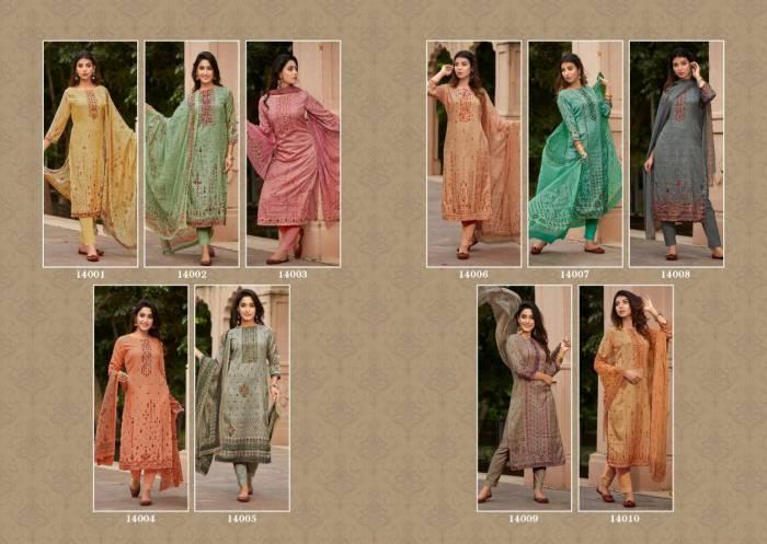 Kalki Fashion Shikara 14001-14010