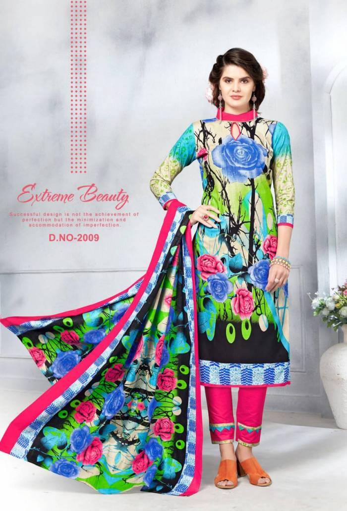 Apna Cotton Saniya Karachi 2009