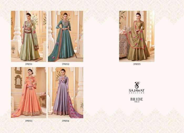 Sajawat Creation Bride 39051-39055