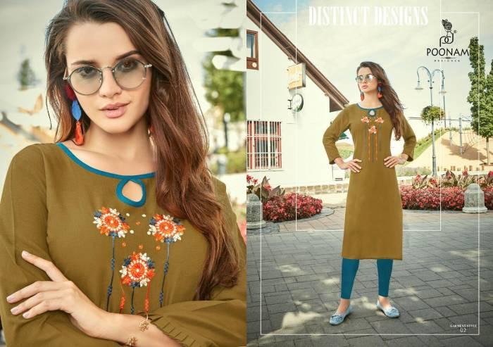 Poonam Designer Diva NX 02