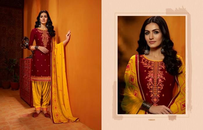 Kajree Fashion Of Patiyala 10031