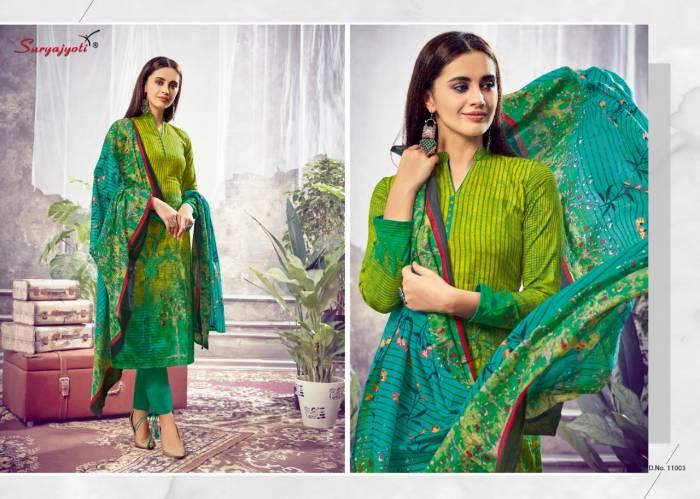 Surya Jyoti Nargis Cotton 11003