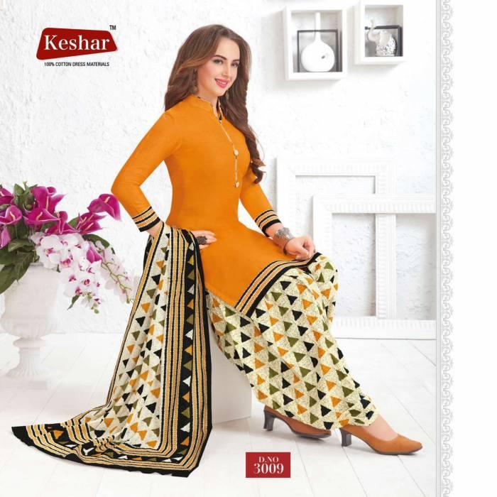 Keshar Anushka Patiyala 3009