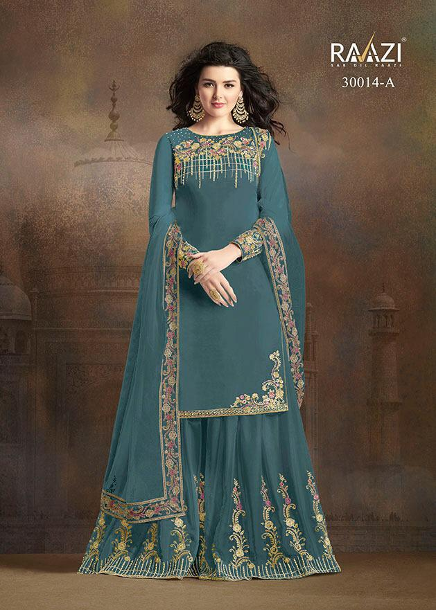 Rama Fashion Raazi Colorplus Taj  30014 A