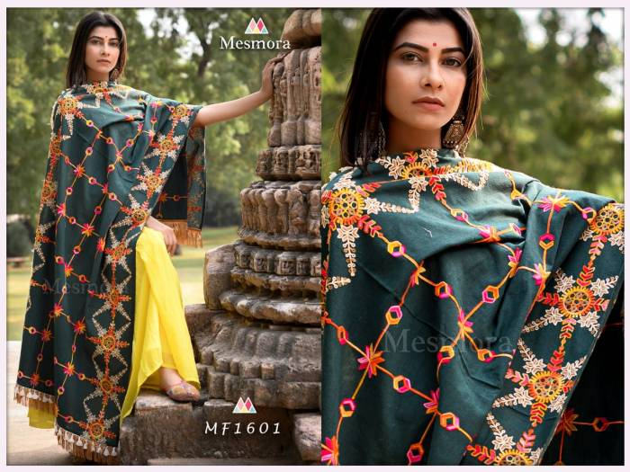 Mesmora Fashion Jassi Khadi MF-1601