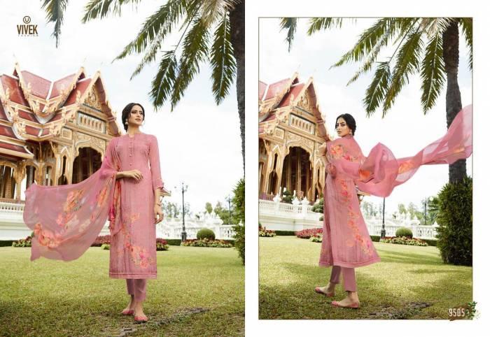 Vivek Fashion Jaanisa 9505
