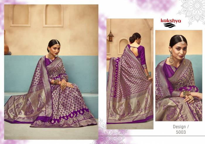 Kakshya Saree Diva 5003