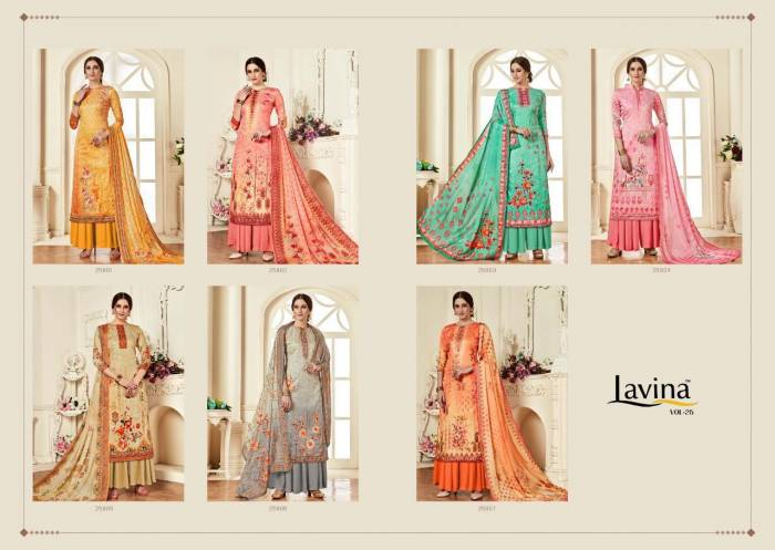 Lavina Fashion 25001-25007