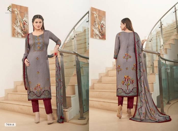 Rakhi Fashion Lenora 7414 A
