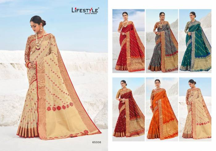 Lifestyle Saree Avantika 65306