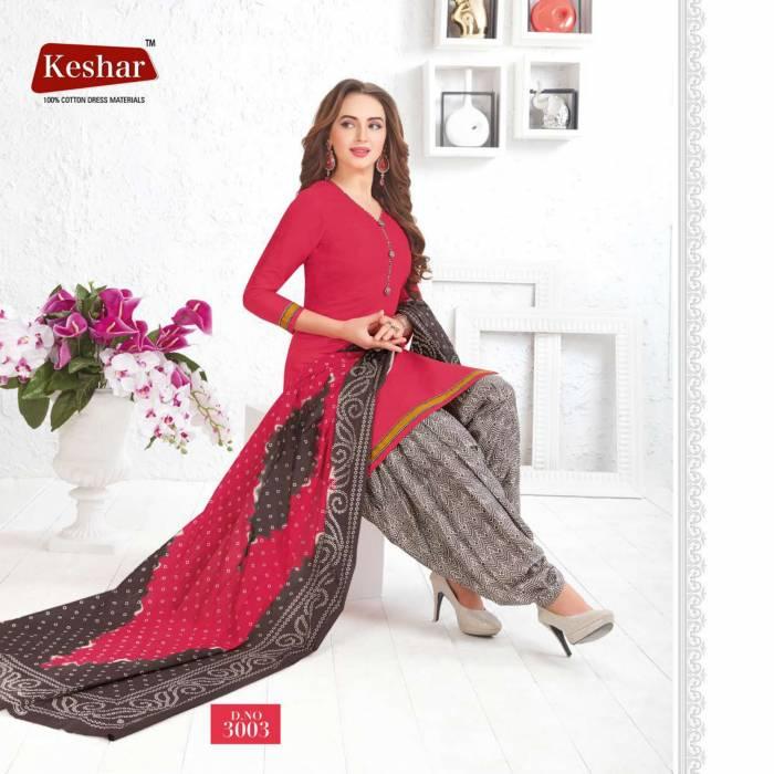 Keshar Anushka Patiyala 3003