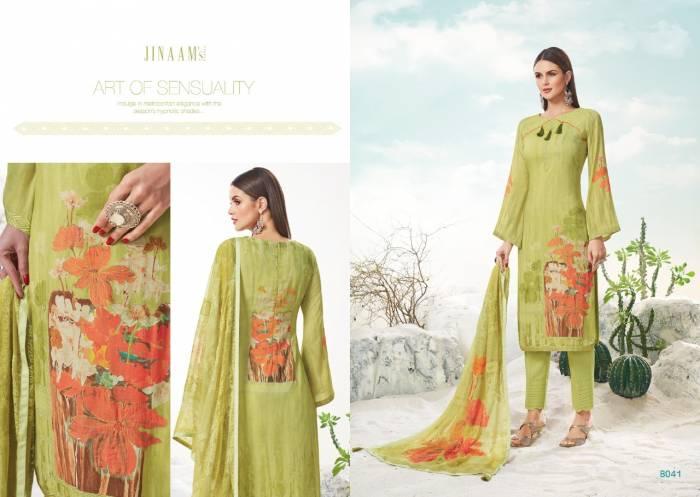Jinaam Dress Evana 8041