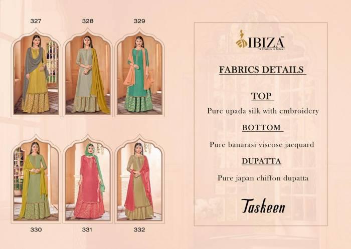 Ibiza Taskeen 327-332