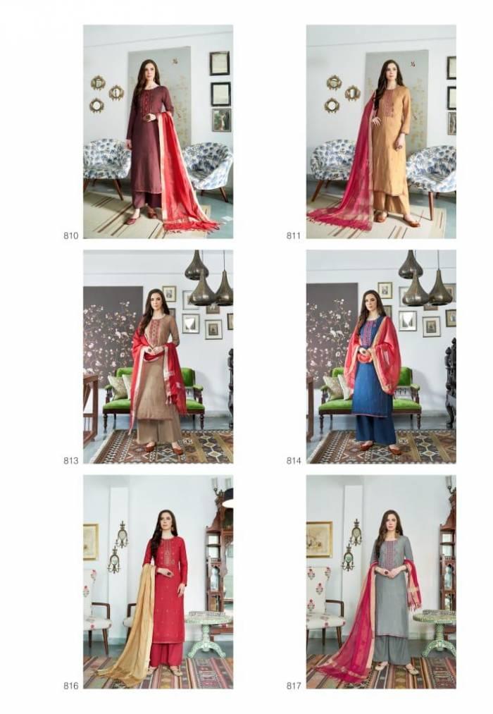 Bela Fashion Jazba 810-818