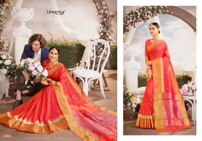 Lifestyle Saree Banjara 65505