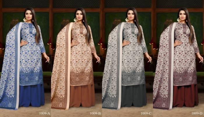 Bipson Prints Noor 1009 ABCD