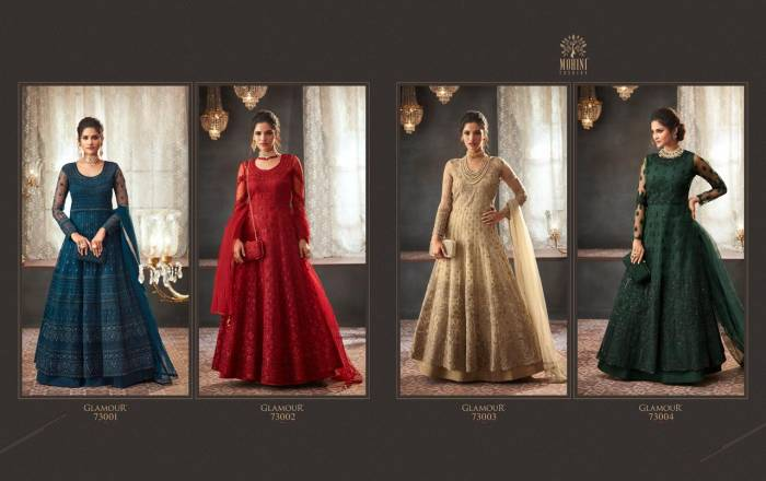 Mohini Fashion Glamour 73001-73004