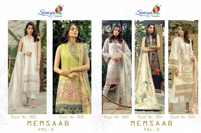 Saniya Trendz Memsab 2001-2005