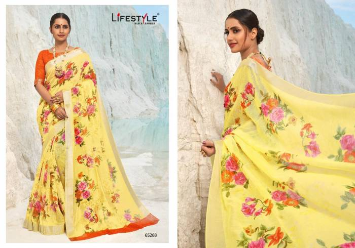 Lifestyle Sambhavi Cotton 65268